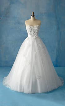 Fairy tale wedding dresses disney