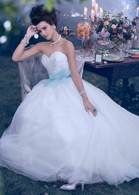 Cinderella Gown - Collection 4 | Alfred Angelo Bridal Collection ...