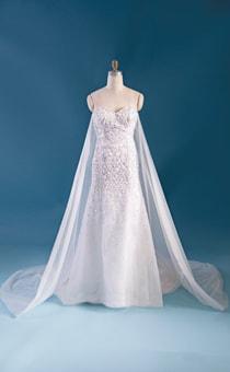 Wedding Dresses &amp Gowns  Disney&39s Fairy Tale Weddings &amp Honeymoons