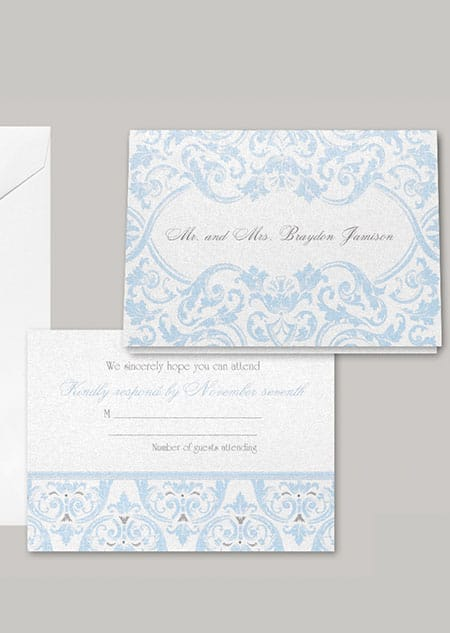 Cinderella Stationary Happily Ever After – Cinderella Wedding Invitations