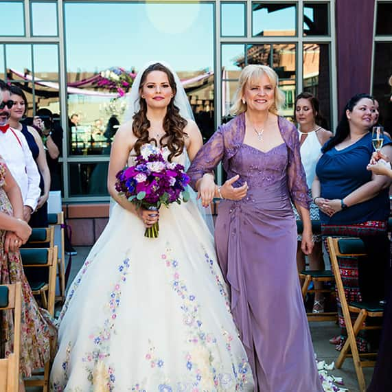 Disneyland Wedding Spotlight: Patricia & Michael