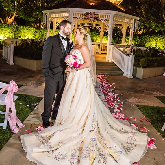 Disneyland Wedding Spotlight: Stephanie & Mike