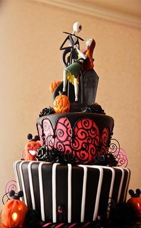 Wedding cake wednesday halloweens pumpkin king disney weddings wedding cake wednesday halloweens pumpkin king junglespirit Choice Image