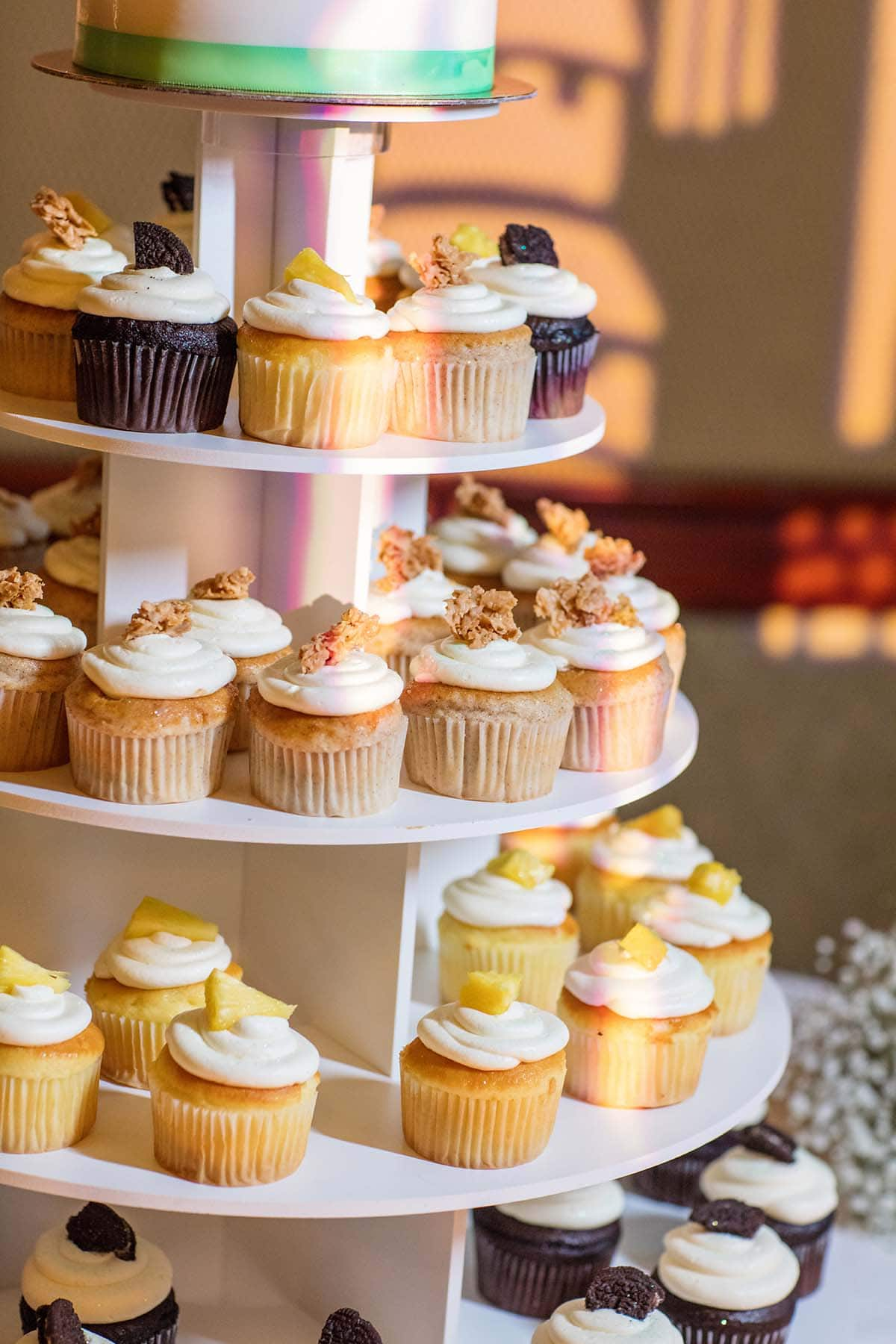 Churro Wedding Cake Disney