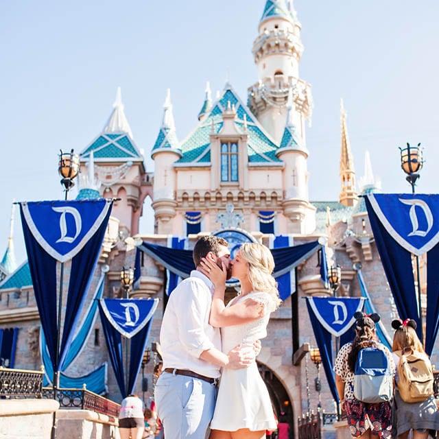 Proposals For Proposals Romantic Locations At Disneyland Resort