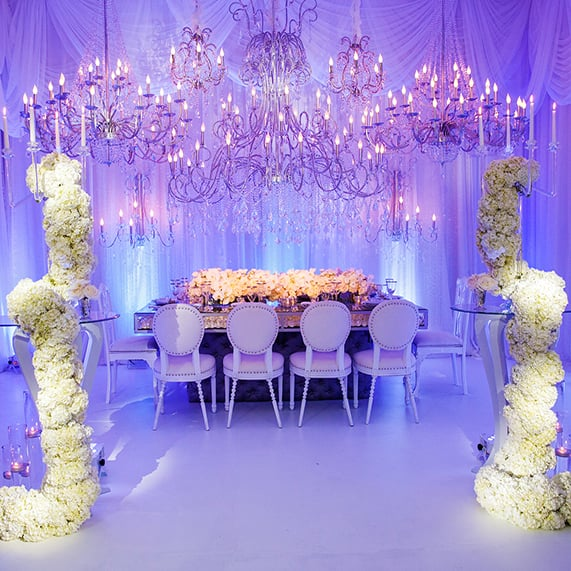 Cinderella Wedding Theme Ideas: Decor: Disney Cinderella Inspired Wedding Reception