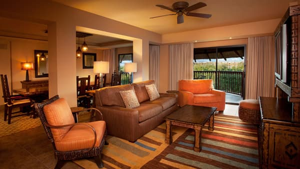 Rooms points disney 39 s animal kingdom villas jambo house disney vacation club for Animal kingdom 2 bedroom villa