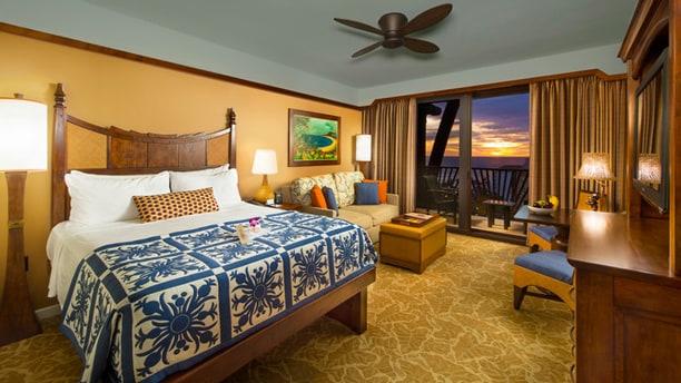 Rooms Amp Points Aulani Disney Vacation Club Villas Ko