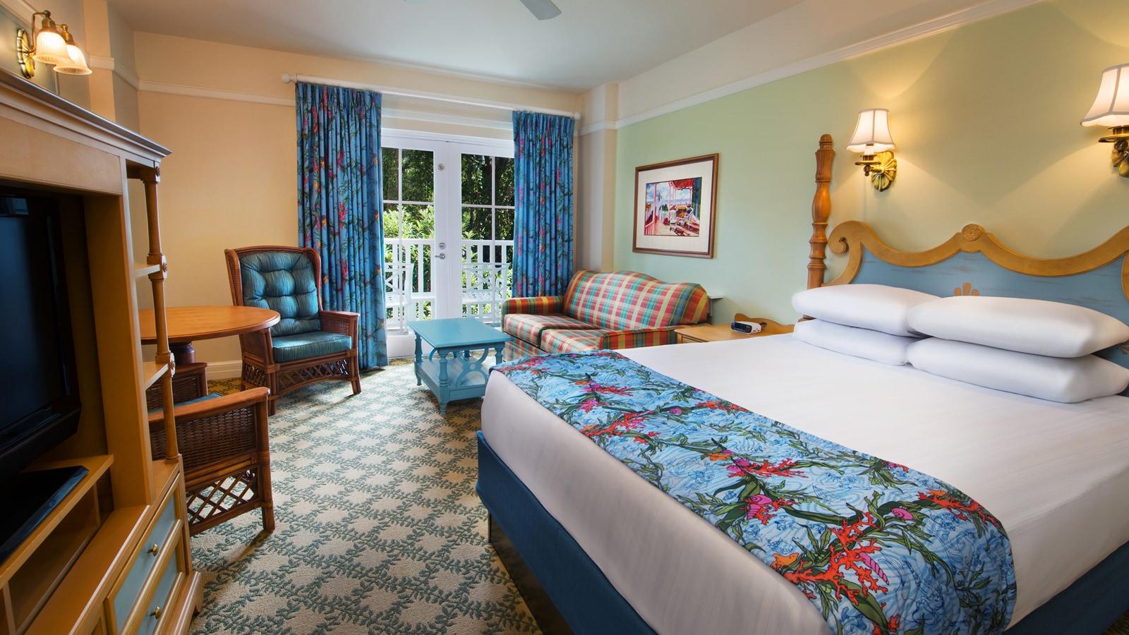 Rooms Amp Points Disney S Beach Club Villas Disney