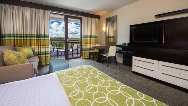Rooms Amp Points Bay Lake Tower At Disney S Contemporary Resort Disney Vacation Club