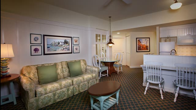 Rooms points disneys boardwalk villas disney vacation club 1 bedroom villa boardwalk view sciox Image collections