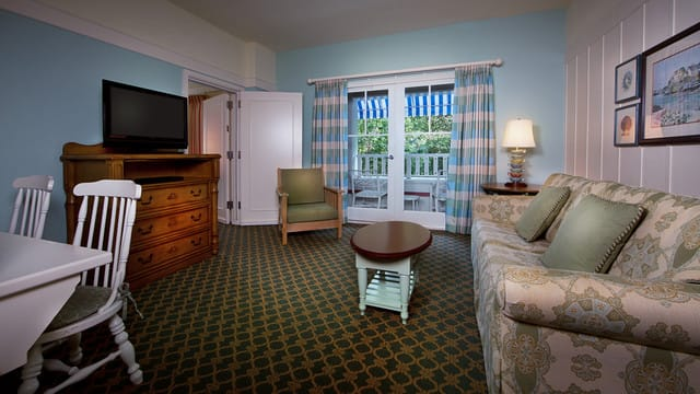 Rooms points disneys boardwalk villas disney vacation club 2 bedroom lock off villa boardwalk view sciox Image collections