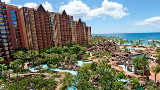 List of Destinations | Disney Vacation Club