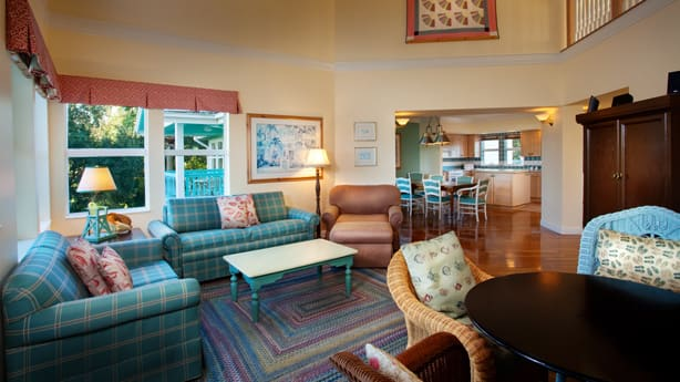 Rooms & Points | Disney\'s Old Key West Resort | Disney Vacation Club