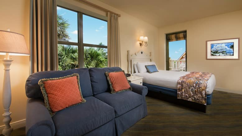 Rooms Amp Points Disney S Vero Beach Resort Disney
