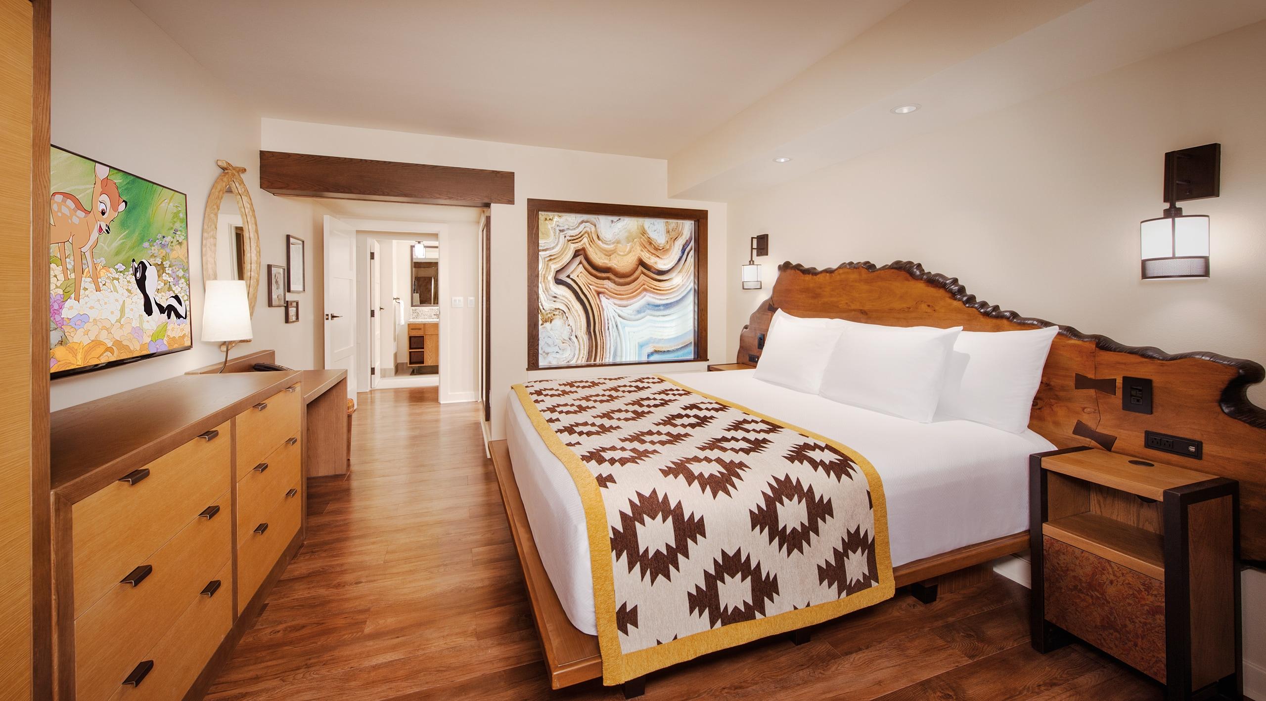 Aulani 1 Bedroom Villa Floor Plan Rooms Amp Points Copper Creek Villas Amp Cabins Disney