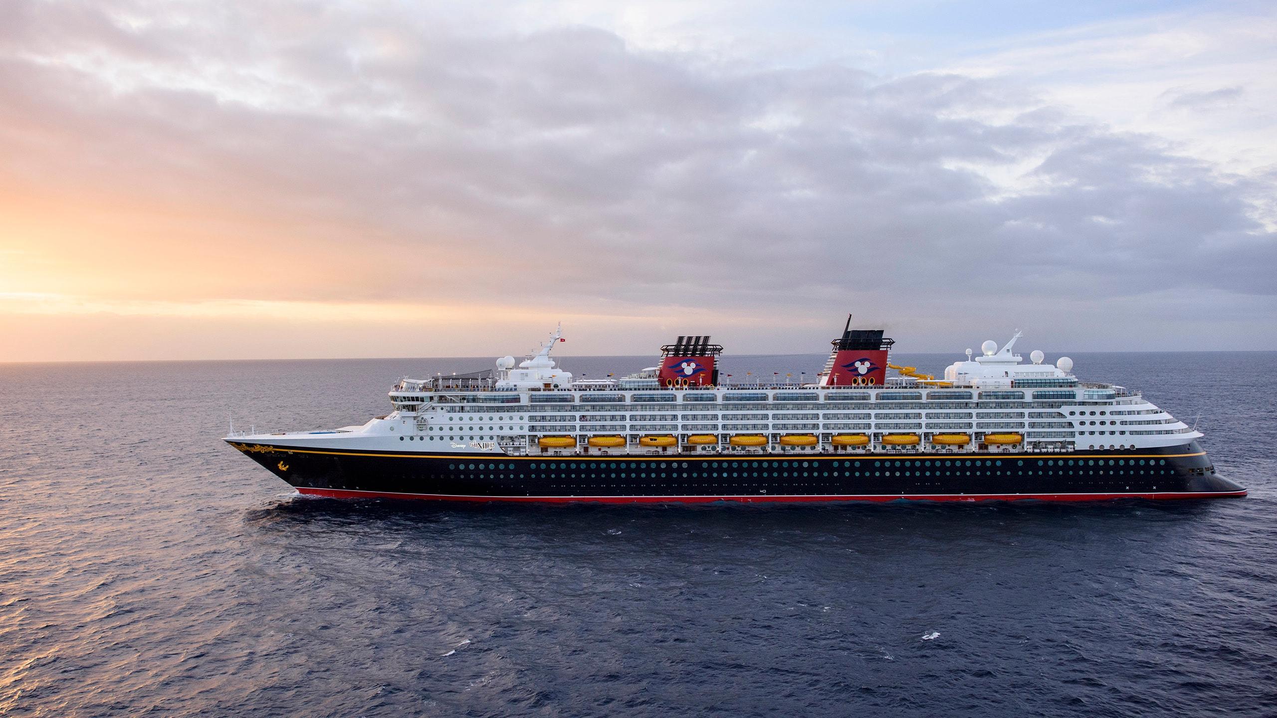 Disney Cruise Line Destinations