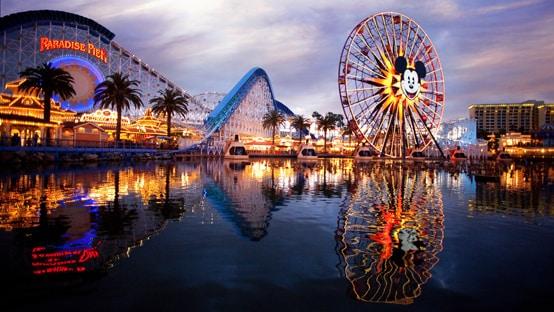 destinations list california grand californian hotel