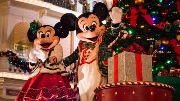 Discount on Mickey's Very Merry Christmas Party | Disney Vacation Club