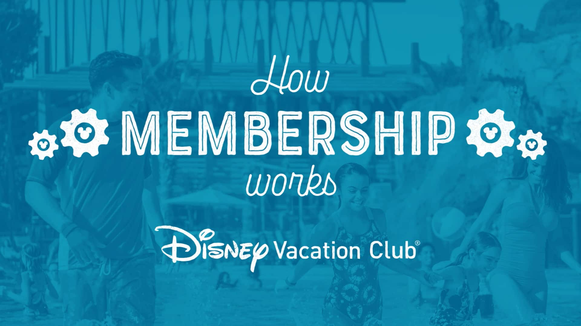 Discover Disney Vacation Club  Disney Vacation Club